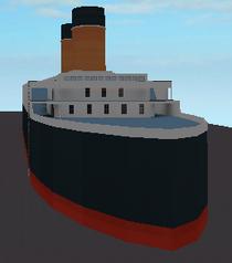 SS Britannia