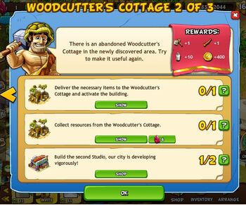 Woodcutter's Cottage 2 of 3