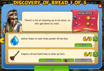 Discovery of bread 1 of 5