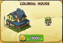 Colonial house new