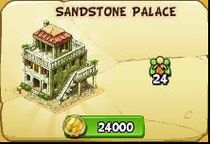Sandstone palace new