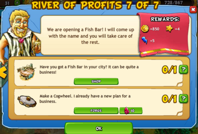 River of profits 7 of 7