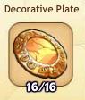 DecorativePlate