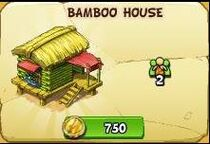 Bamboo house new