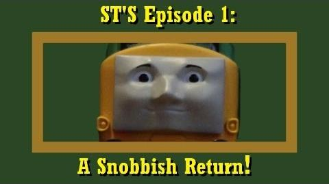 Sodor's Tales Ep1 A Snobbish Return
