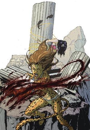 Wonder Woman 23.1 Textless