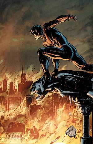 Nightwing 24 Textless