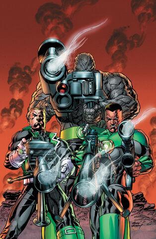 File:Green Lantern Corps 6 Textless.jpg