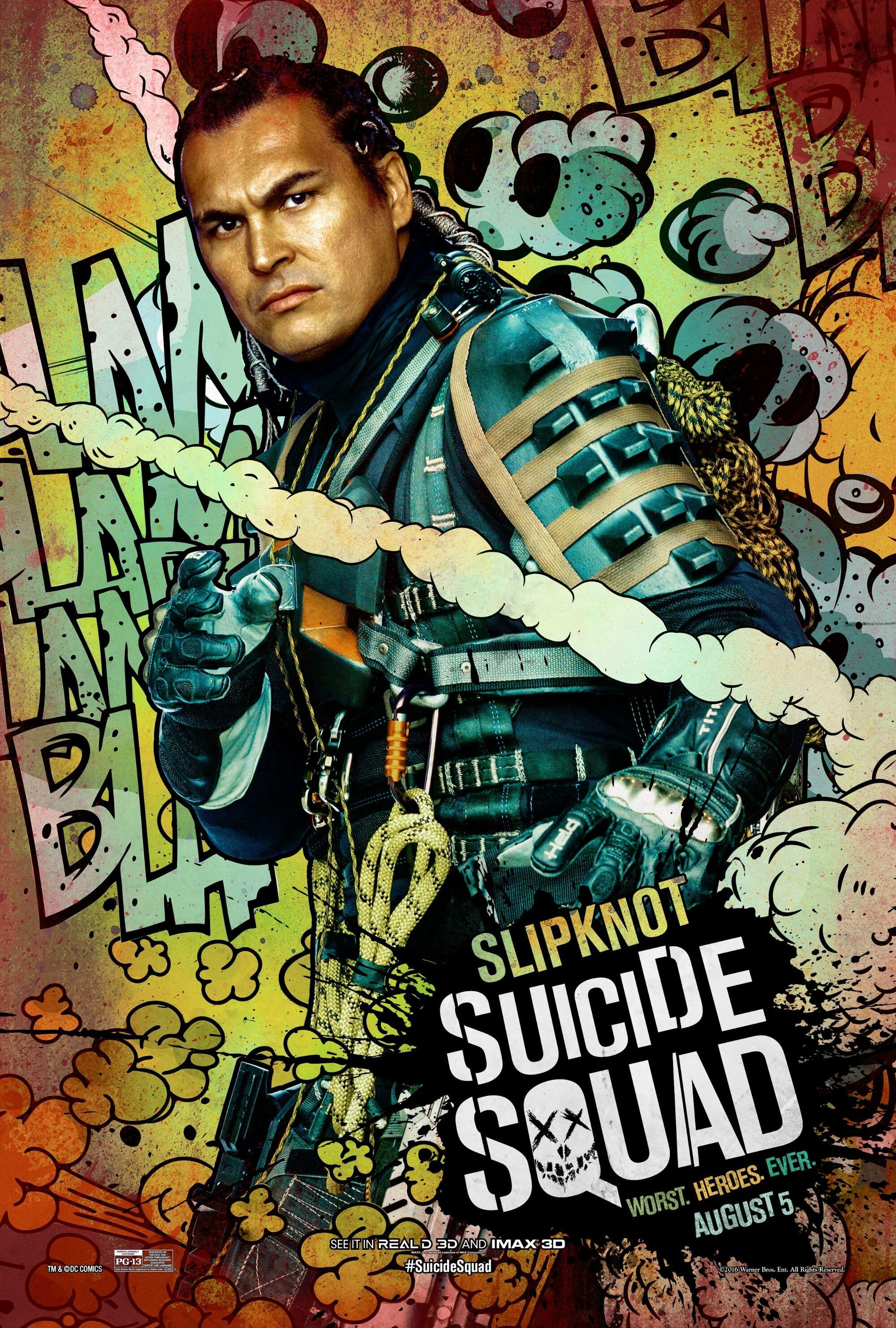 Download Film Suicide Squad Extended 2016