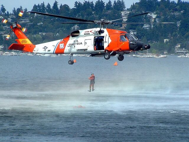 File:US Coast Guard helicopter rescue demonstration.jpg