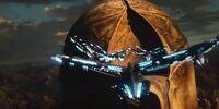 Kryptonian Attack Ship