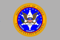 Flag of the United States Marshals Service