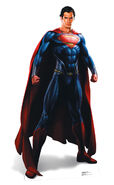 Man Of Steel Superman Henry Cavill cutout buy now at starstills 11338.1396211474.1280.1280