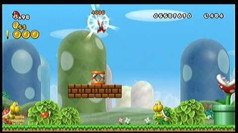 Newer Super Mario Brothers Wii - Trailer