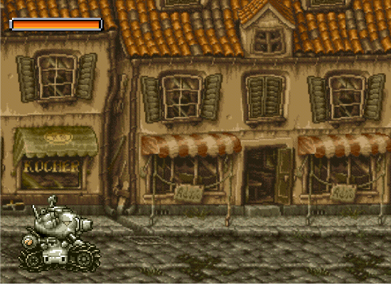 Game Metal Slug Rampage 3