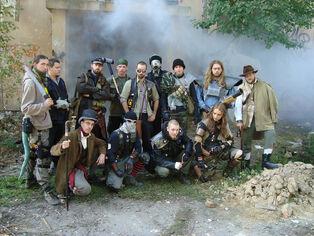 AntiHero gangs