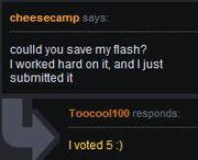 Toocool Saves Jpeg