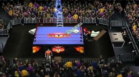 NL Live on Twitch.tv - WCW Mystery TLC Fatal 4 Way WWE 2k14 Online