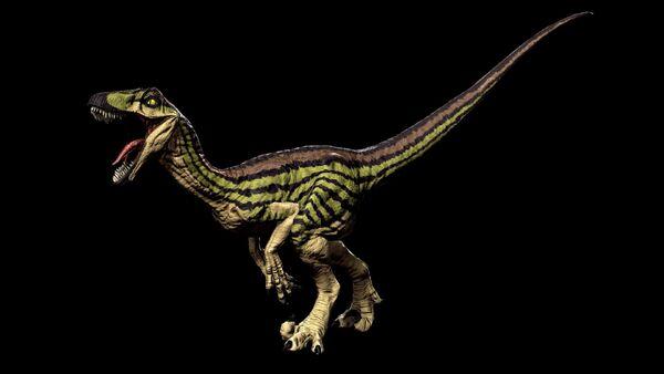 Primal Carnage Ivy Striped Novaraptor