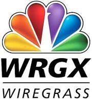 The WRGX Logo