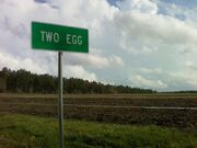 Two Egg, Florida