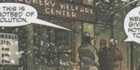 Bowery Welfare Center