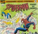 The Amazing Spider-Man: Friends and Enemies Issue 4