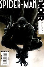 Spider-Man Noir Issue 1