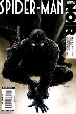 File:Spider-Man Noir Issue 1.jpg