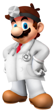 Dr. Mario by Doh