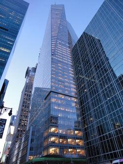 BOA Tower Feb 2010