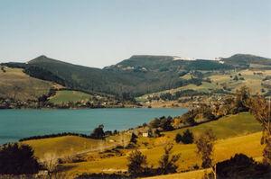 Orokonui valley