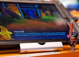 Merlok 2.0. App