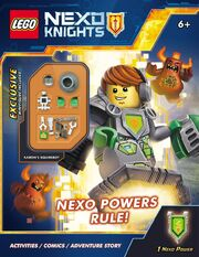 Nexo power Rules Book