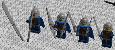 Blademaster all ranks