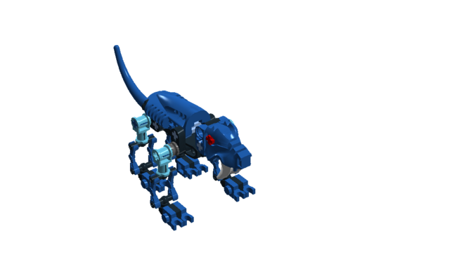 File:Blue Wolf Enemy Concept.png