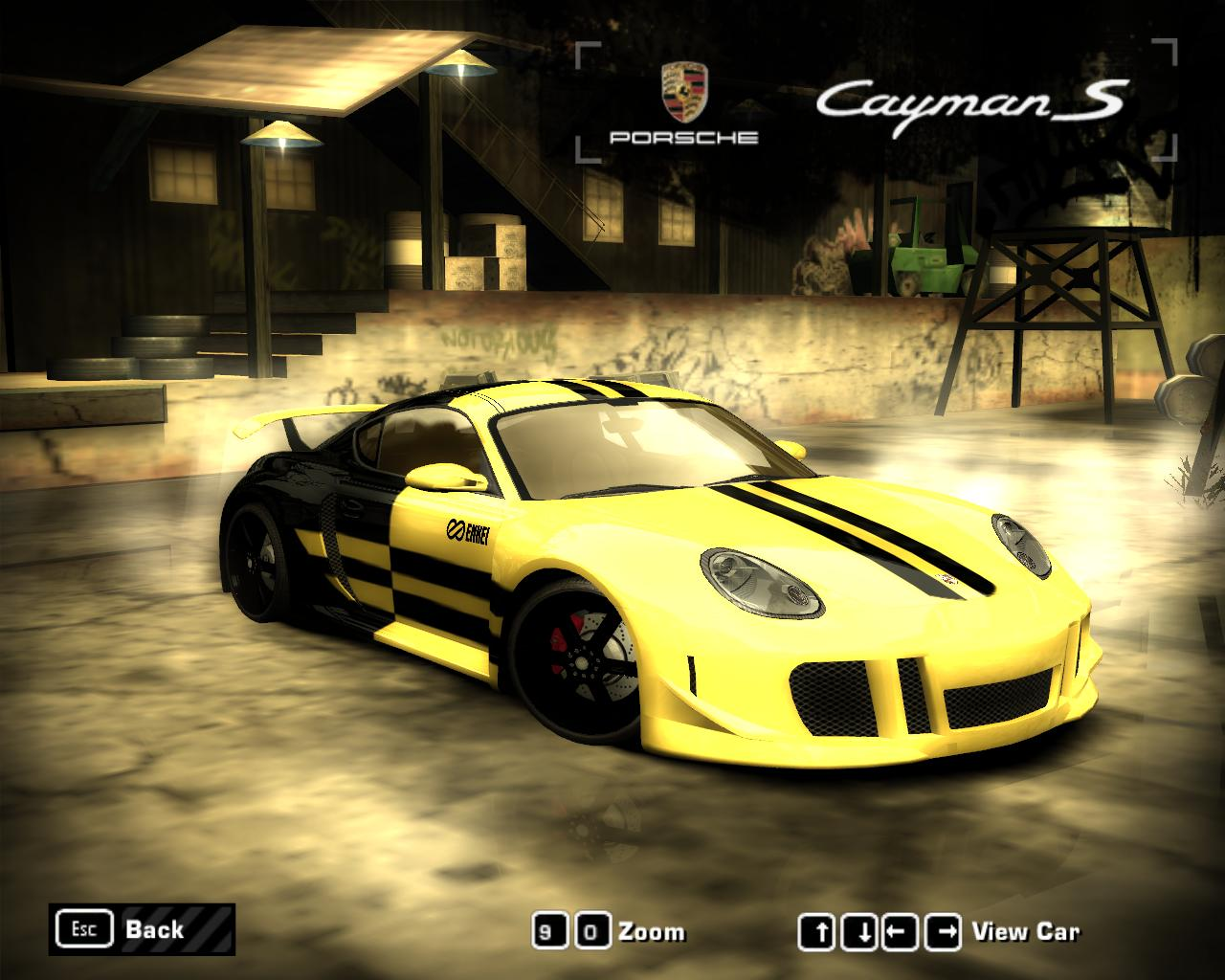 Image Cayman S Nfs Most Wanted Need For Speed