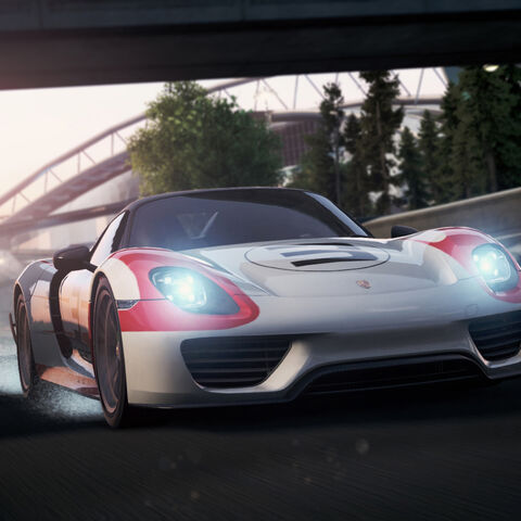 porsche 918 spyder need for speed wiki fandom powered by wikia. Black Bedroom Furniture Sets. Home Design Ideas