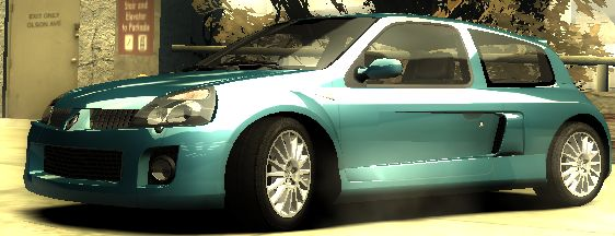 image nfs most wanted renault clio need for speed wiki fandom powered by wikia. Black Bedroom Furniture Sets. Home Design Ideas