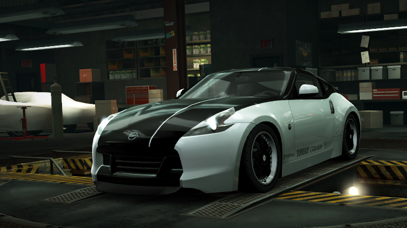 image nfsw nissan 370z z34 need for speed wiki fandom powered by wikia. Black Bedroom Furniture Sets. Home Design Ideas