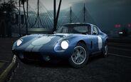 CarRelease Shelby Cobra Daytona Coupe Blue 2
