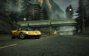 CarRelease Ford GT40 MK.I Yellow 3