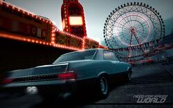 CarRelease Pontiac GTO '65 White