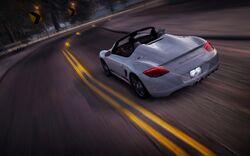 carrelease porsche boxster spyder white - Porsche Spyder 2012