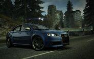 CarRelease Audi RS 4 Blue 5