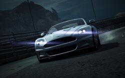 CarRelease Aston Martin DBS Blue