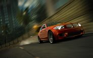 CarRelease BMW 1-Series M Coupe Orange 2