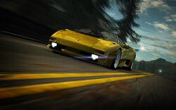 CarRelease Lamborghini Diablo SV Yellow