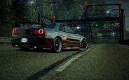 CarRelease Nissan Skyline GT-R V-Spec R34 Raven 4