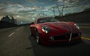 CarRelease Alfa Romeo 8C Competizione Red 3